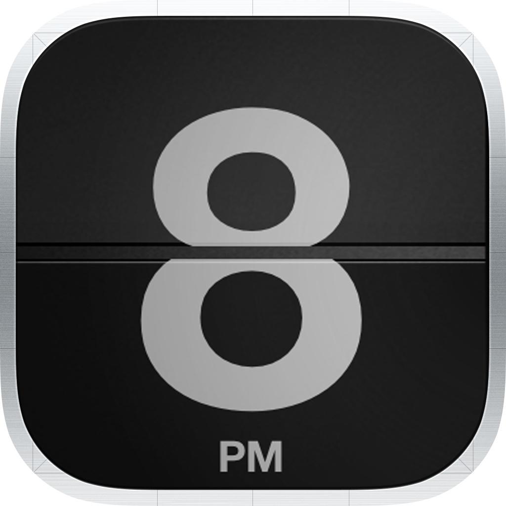 翻页时钟(iPhone\/iPad通用版) - APP每日推送