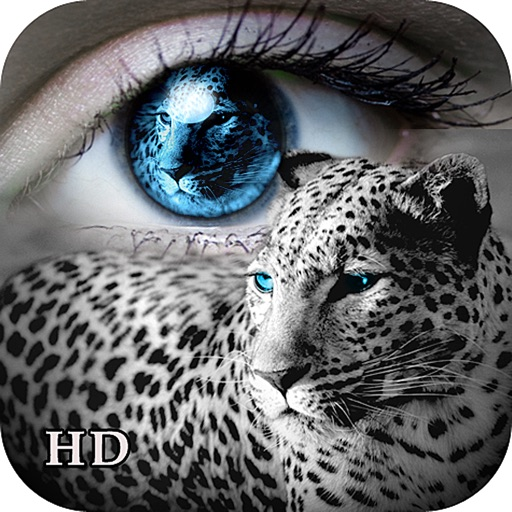 Adjust My Eyes HD iOS App