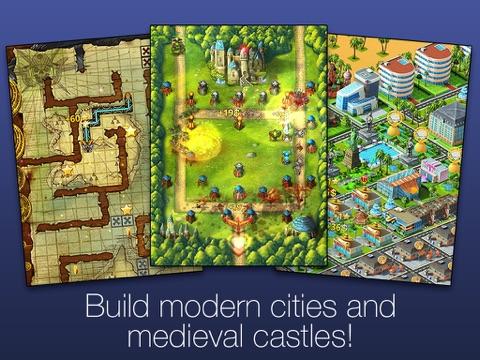 Screenshots of 25-in-1 Games - Gamebanjo for iPad