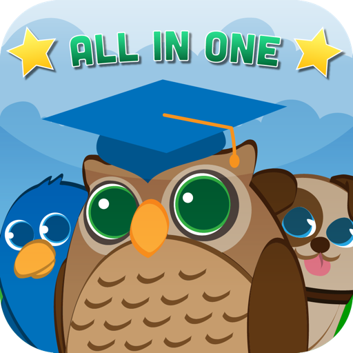 Funny Animals All in One - Play and learn - Full