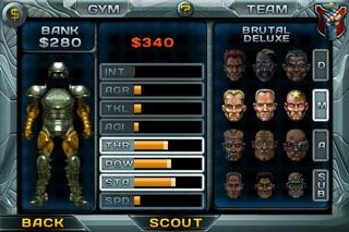 Screenshot #3 pour Speedball 2 Evolution