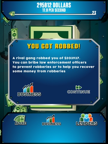 Скачать Деньги Clicker - быстро разбогатеть