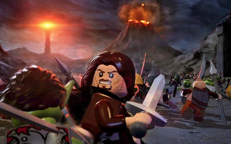 Screenshot #1 pour LEGO Le Seigneur des Anneaux