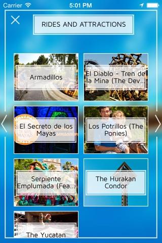 PortAventura - Offline Amusement Park Guide screenshot 2