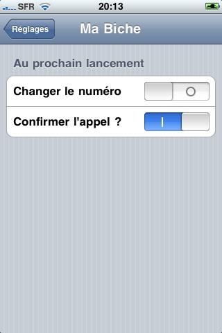 Appel à ma biche screenshot 4
