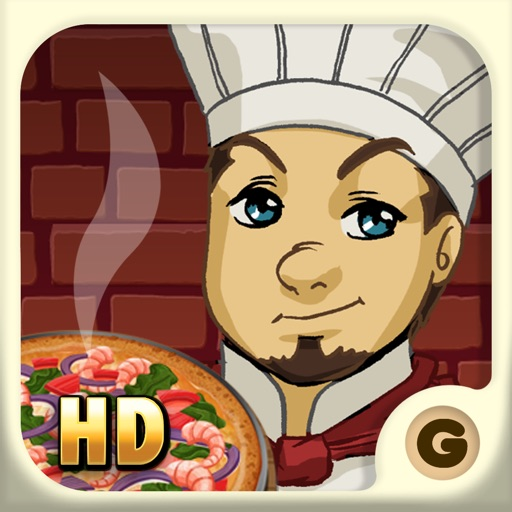 Pizza Friends HD for iPad iOS App