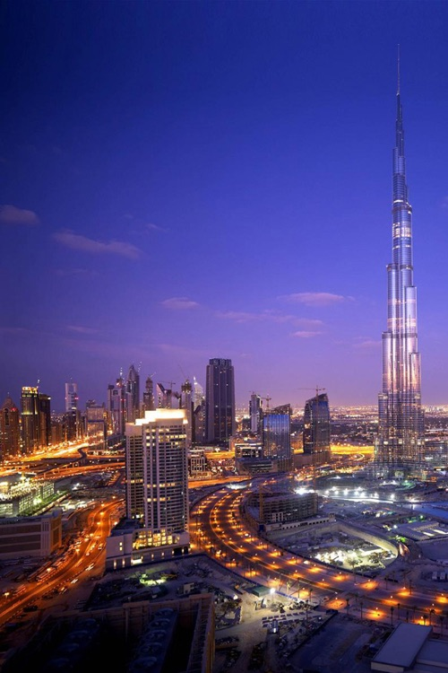 Dubai Wallpapers Backgrounds HD For IPhone