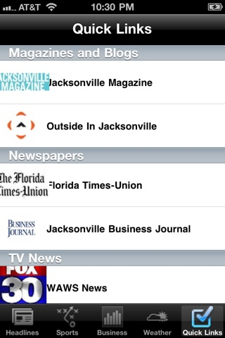 Jacksonville Local News Free screenshot 3