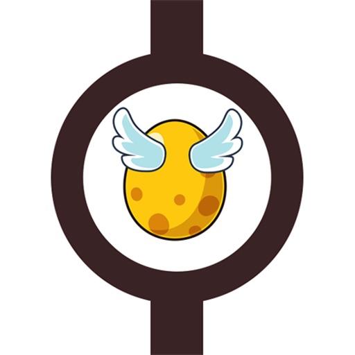 Move In The Line - Egg Escape iOS App