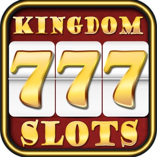 Kingdom Slots ™ casino video slot machines game iOS App