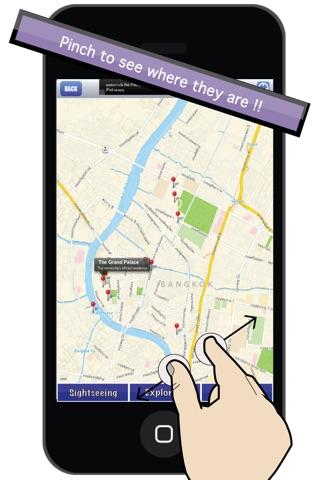 BKK Guide Map screenshot 3