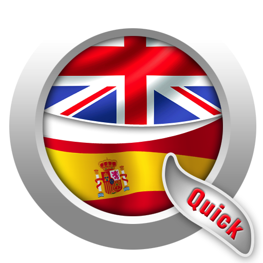 Quick Spanish-English Dictionary for 游戏