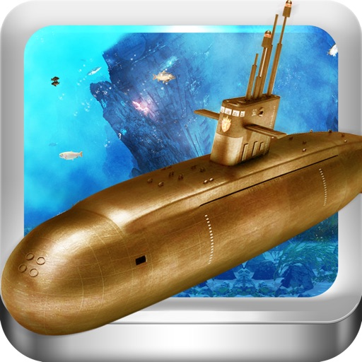 Angry Battle Submarines - A War Submarine Game!