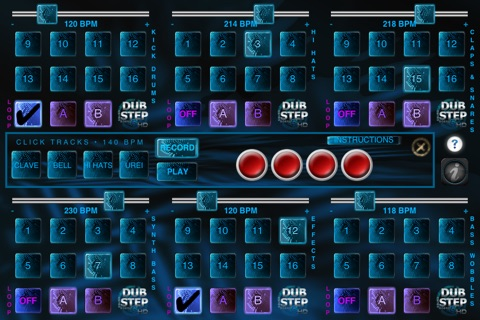 Dubstep Soundboard screenshot 2