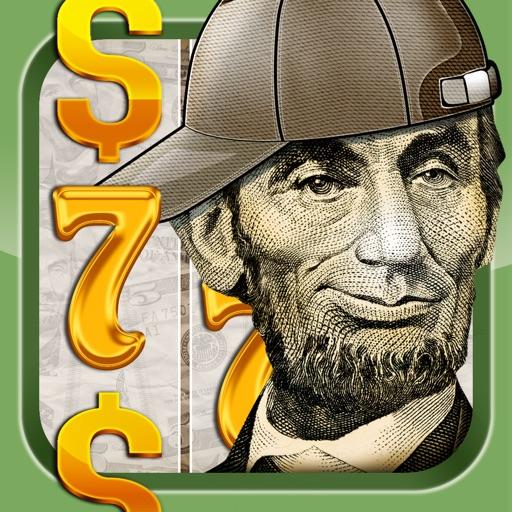 Abe's Honest Slots - Lucky Presidents Jackpot Casino Free iOS App