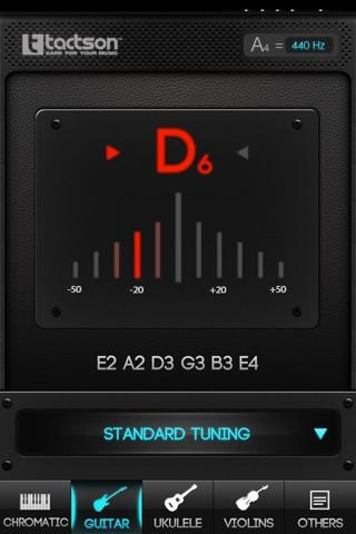 TACTSON TUNER MASTER screenshot 2