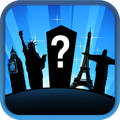 Top City Quiz - Reveal the Picture and Guess What is the Famous World City iOS App