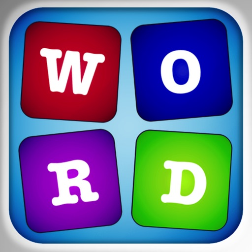 Crazy Word Trivial Icon