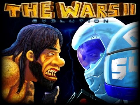 The Wars II Evolution. Войны 2 - Эволюция. Из глубин каменного века до звездных войн будущего. на iPad