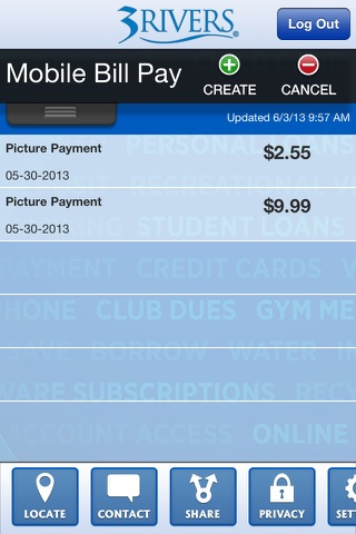 3Rivers Mobile Bill Pay screenshot 2