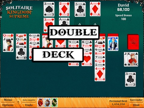 Solitaire Kingdom Supreme HD screenshot 4