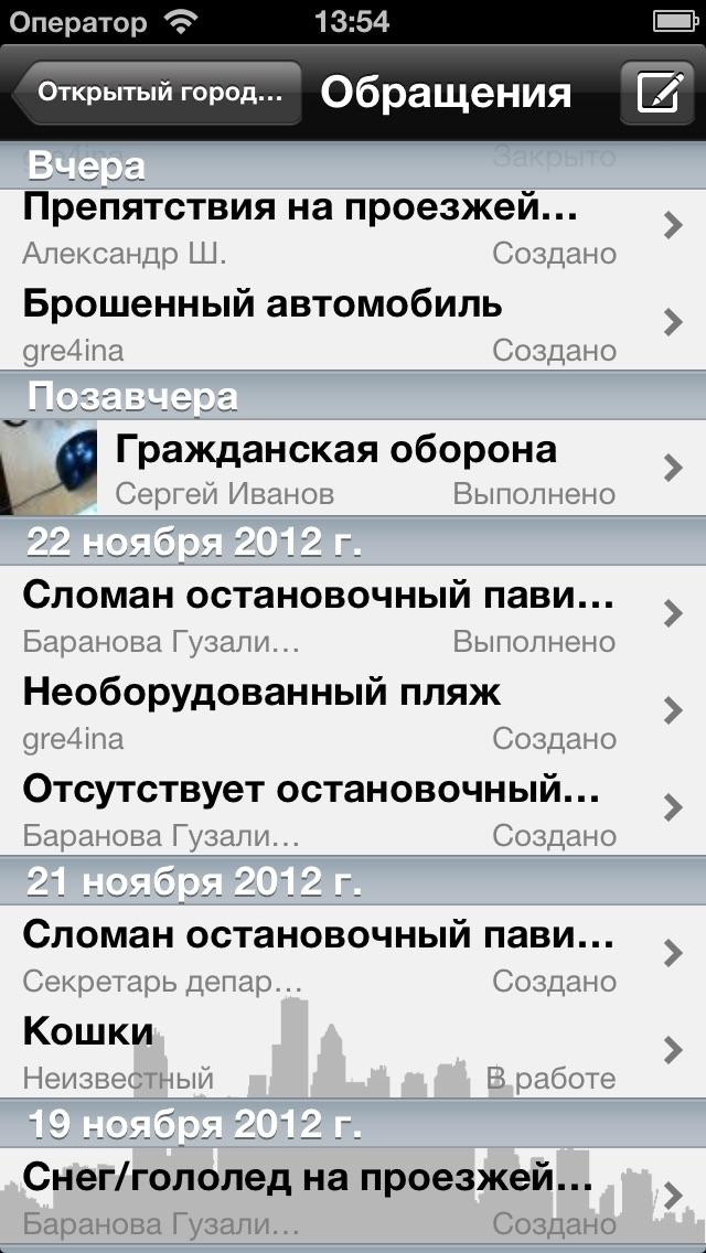 Открытый город Тольятти