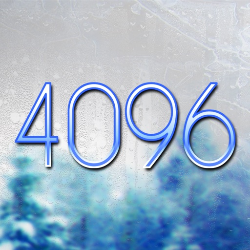 4096 Brain Twister - best math block puzzle iOS App