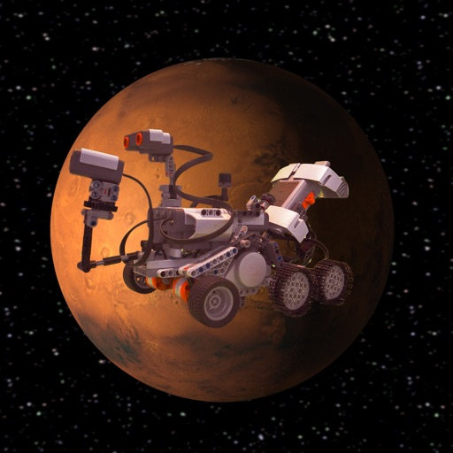 MARS Finder iOS App