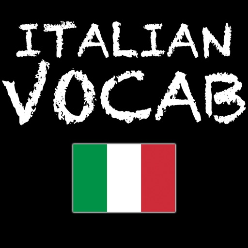 Italian Vocab Game - learn vocabulary the fun way! iOS App