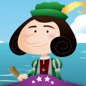 The Journey of Christopher Columbus - Children's Story Book