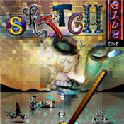 Sketch Club Zine app review