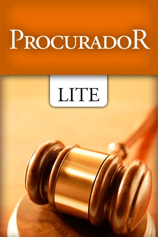 Procurador Lite screenshot 1