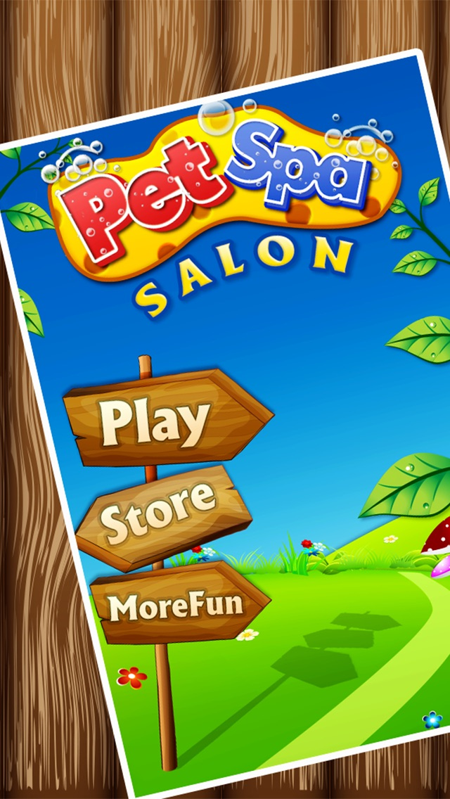 download Pet Spa Salon – Free fun, casual and makeover games for kids, teens and girls, Fashion, beauty and pretty salon for pets appstore review