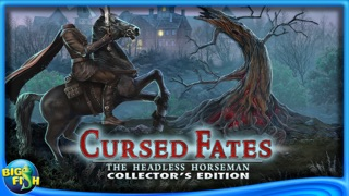 Cursed Fates: The Headless Horseman - A Hidden Objects Adventure-4
