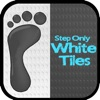 Step Only White Tiles