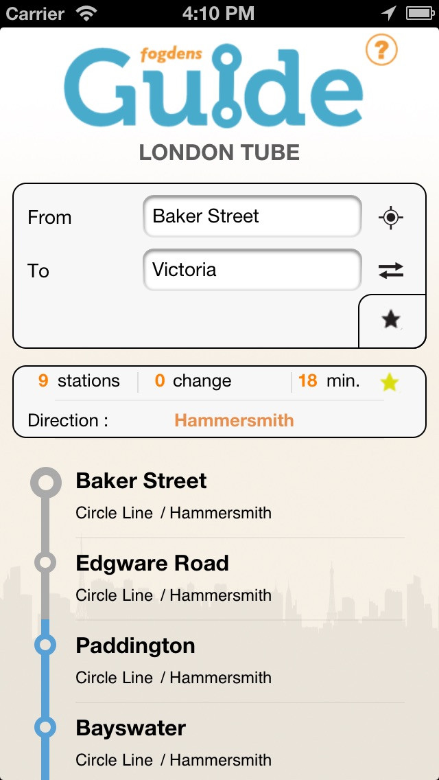 download Guide Metro London apps 2