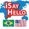 iSayHello Portugués (Brasíl) - Inglés