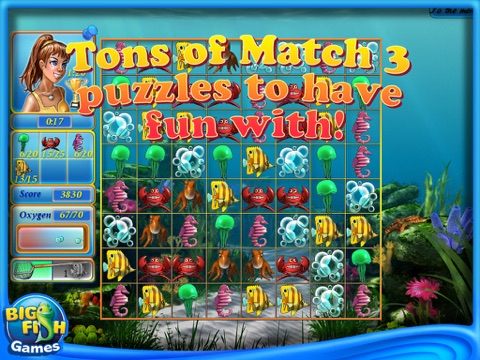 Tropical Fish Shop: Annabel's Adventure HD (Full) screenshot 4