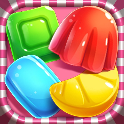 Super Candy Party HD iOS App