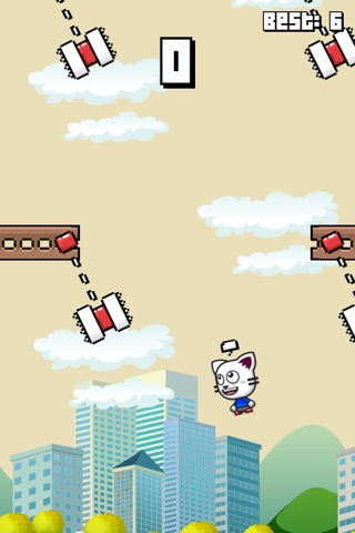 Tiny Cat Copters screenshot 3