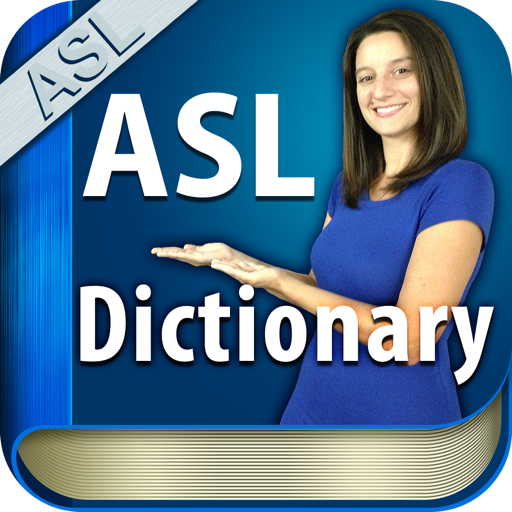 ASL Dictionary HD American Sign Language