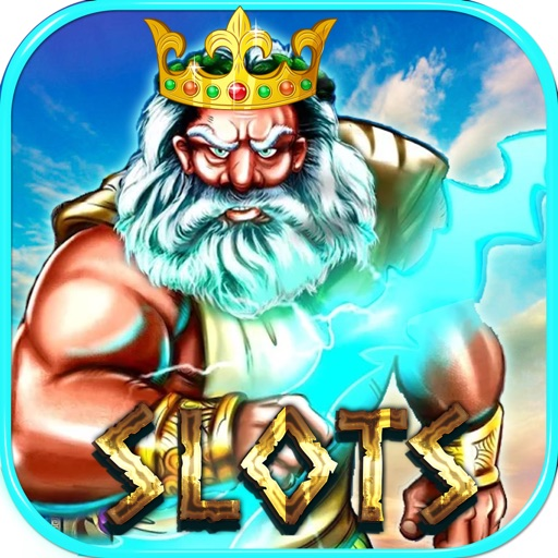 Zeus Slot Machine: FREE Las Vegas Casino & Bonus Video 777 Jackpot Bonanza iOS App