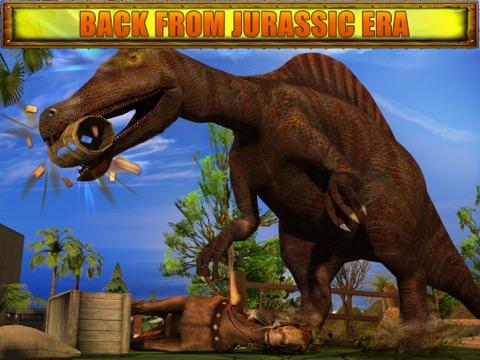 Screenshot #4 pour Life of Dino 2015