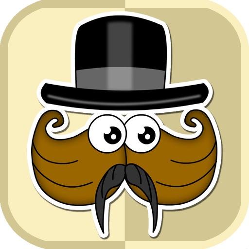 Funniest Batch - Edit Photo with Moustache, Beard, Eyebrow, Funny Eyes and Moes iOS App