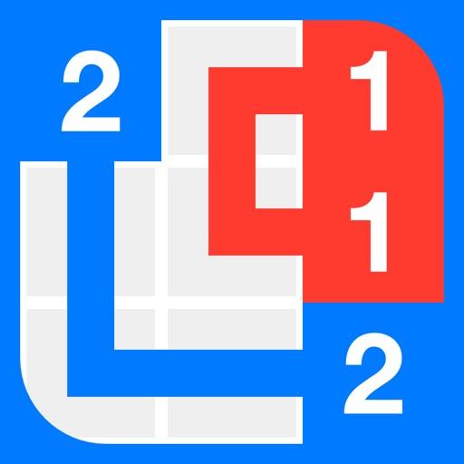 リンクパズル - ロジックパズルゲーム