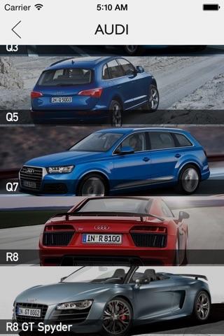 Car Specs Pro screenshot 2