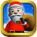 `` 3D Santa Christmas Night Run Pro - Top  Adventure Race Games