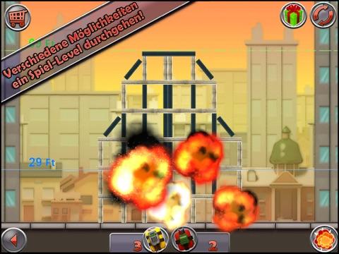 Demolition Master HD: Project Implode All Screenshot
