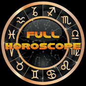 Full Horoscope - Daily prediction and horoscopes of your destiny and future or fate icon