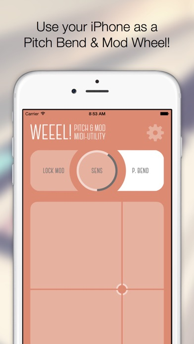 download Weeel! Pitch & Mod MIDI Utility apps 1
